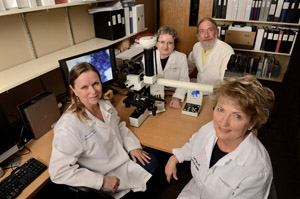 Dr. Carol Fabian and colleagues