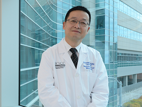 Clinical Research Specialist Dr. Sun.
